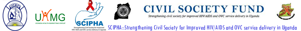 SCIPHA :: Strengthening Civil Society for Improved HIV/AIDS and OVC service delivery in Uganda