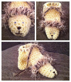 The Average Joe Willy Warmer - Lyle Lion