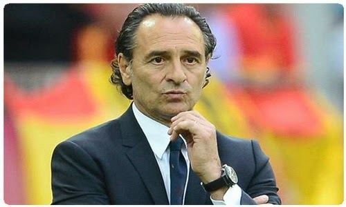 Prandelli: I know that we can successfully play at the World Cup