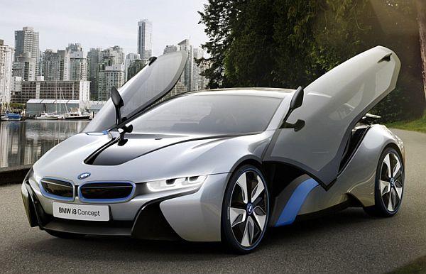 Yeni BMW i8