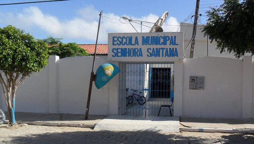 Escola Municipal Senhora Santana
