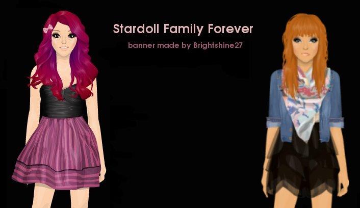 Stardoll Family Forever