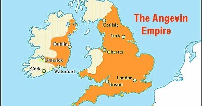 the angevin empire Why did the 'angevin empire' collapse in 1204-5 long terms structural problems with the 'empire' huscroft argues that the angevin kings' 'determination to keep this.