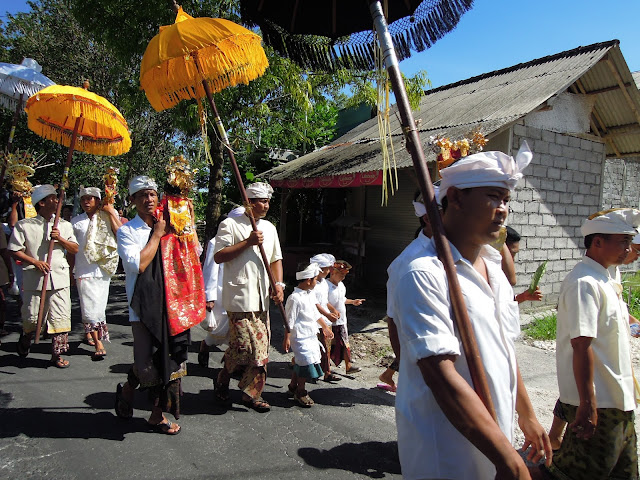 temple, Bali, New Year