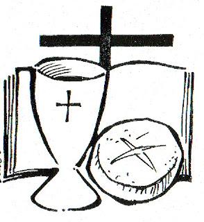 Cuerpo y sangre de nuestro señor Jesucristo para colorear