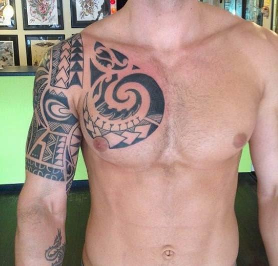 setelah melihat contoh contoh gambar tato untuk di dada laki laki
