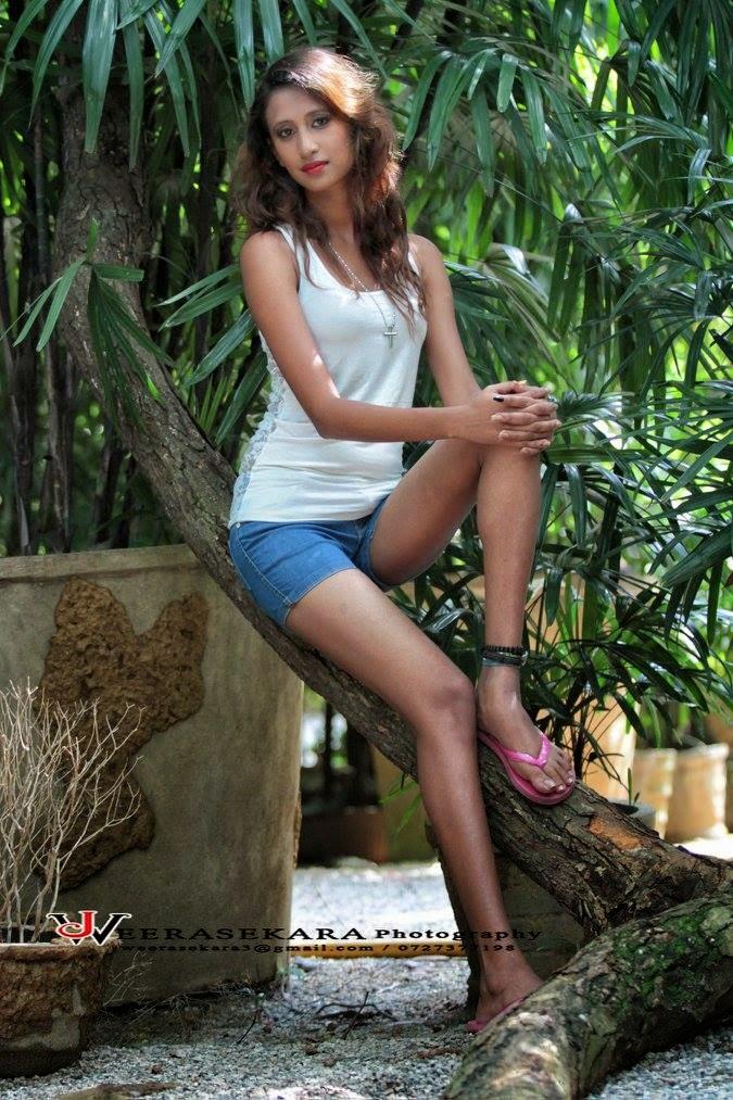 Shalu Perera sl model