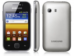 Harga dan Spesifikasi Samsung Galaxy Y (Young) S5360
