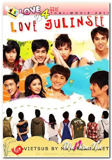 Phim  Love at 4 Size| Love Julinsee (Ruk Man Yai Mak) |เลิฟ จุลินทรีย์ รักมันใหญ่มาก Viet sub