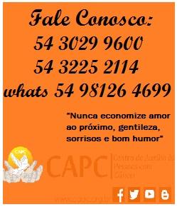 Conheça o trabalho do CAPC