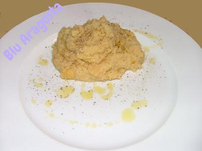 purea di fave secche