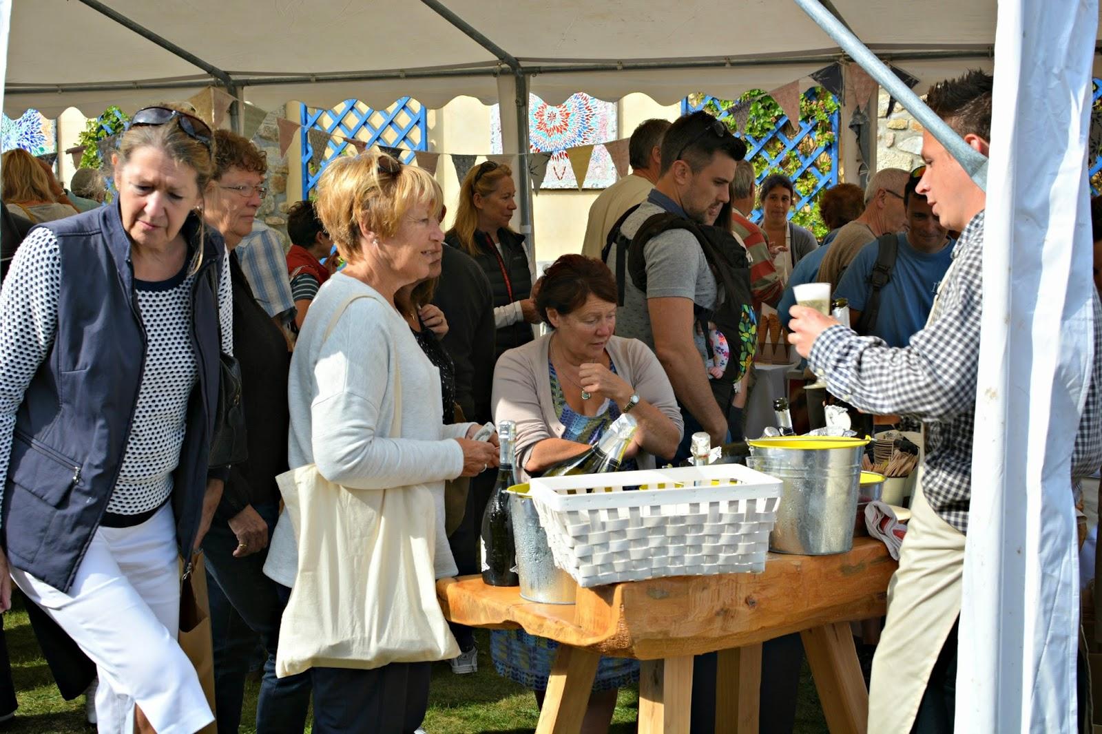 Tresco Food Festival