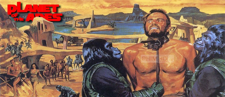 Hành Tinh Khỉ 1 - Planet of the Apes 1 - 1968