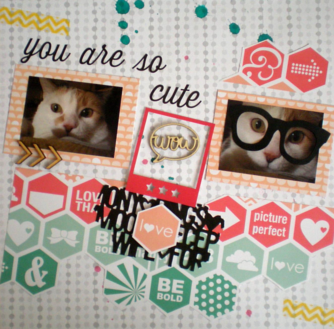 LO - You are so cute!!!