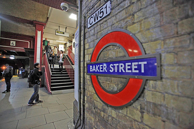 Vacationing Like a Local,Baker Street