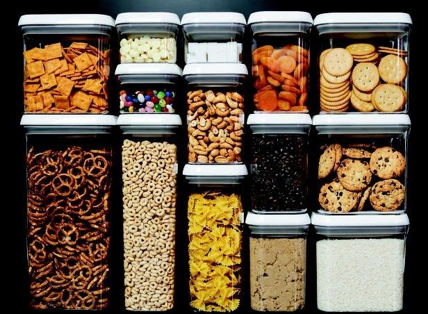 Tu organizas como organizar a despensa for Organisation cuisine