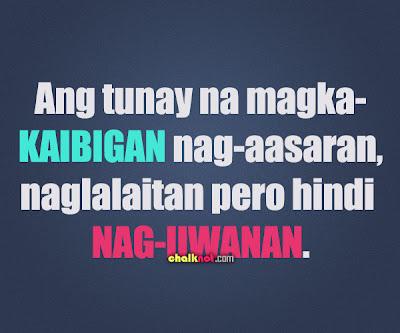 true friends quotes tagalog quotesgram