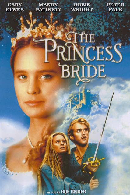 Cartel de la película de La Princesa Prometida