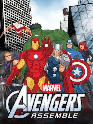 marvels avengers assemble disney xd