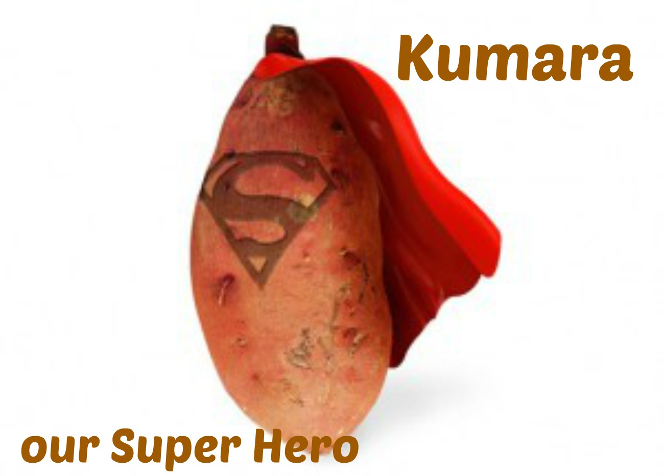 Do we have to tell you #Kumaralovers that KUMARA is our SUPERHERO???