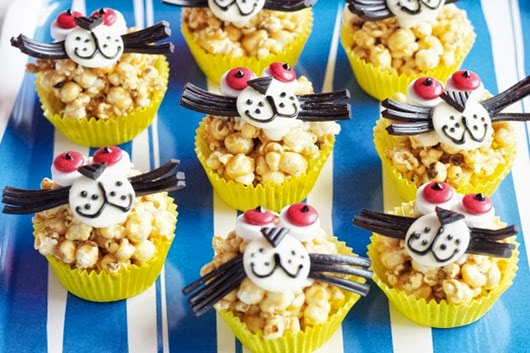 unique and healthy birthday party foods