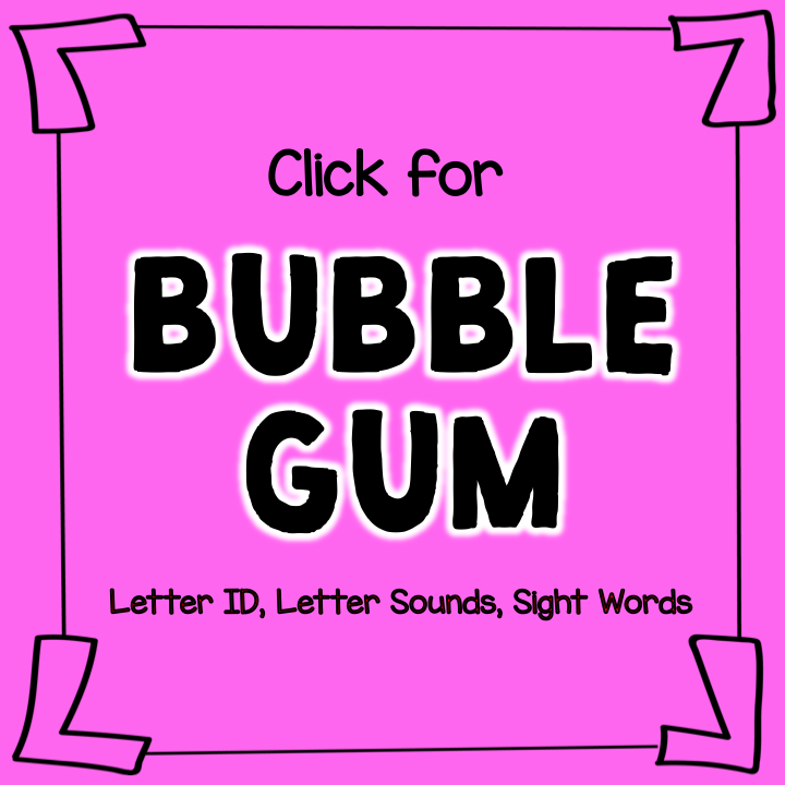 Bubble Gum Programs