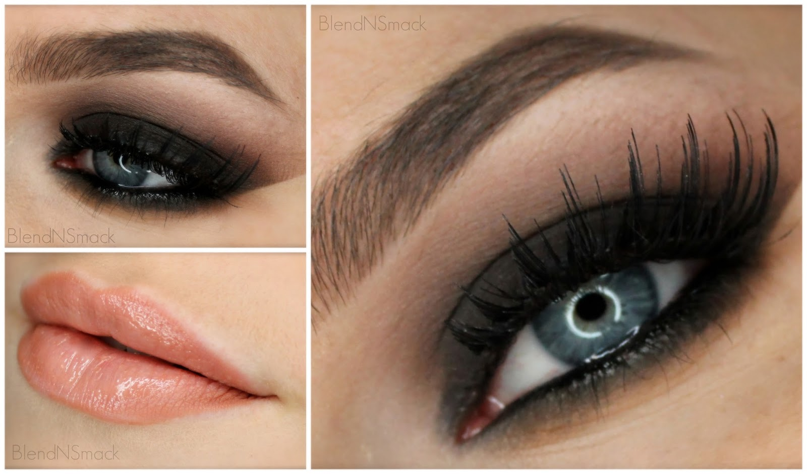 Natural smokey eye tutorial image collections any tutorial examples simple makeup tutorials for brown eyes images any tutorial examples brown eyeshadow makeup tutorial images any baditri Gallery