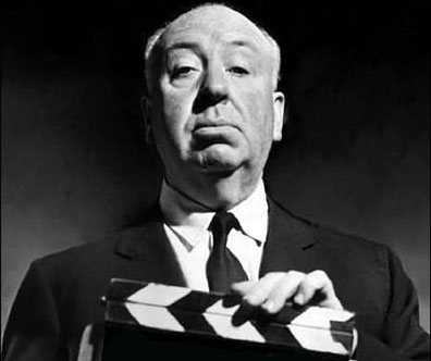 My topic today will be Alfred Hitchcock films.