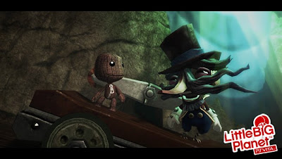 LittleBigPlanet Vita Screenshot