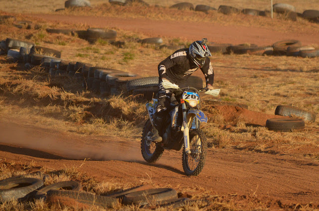 Tatts Finke Desert Race 2015, bike, Husaberg 570, Aputula, Alice Springs, prologue