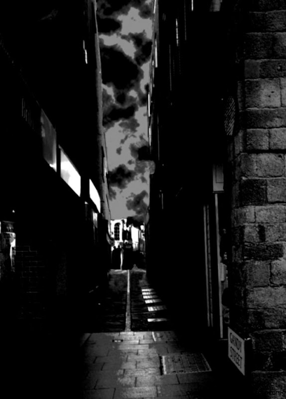 Dark Street by CloakedMelodiousLove on DeviantArt