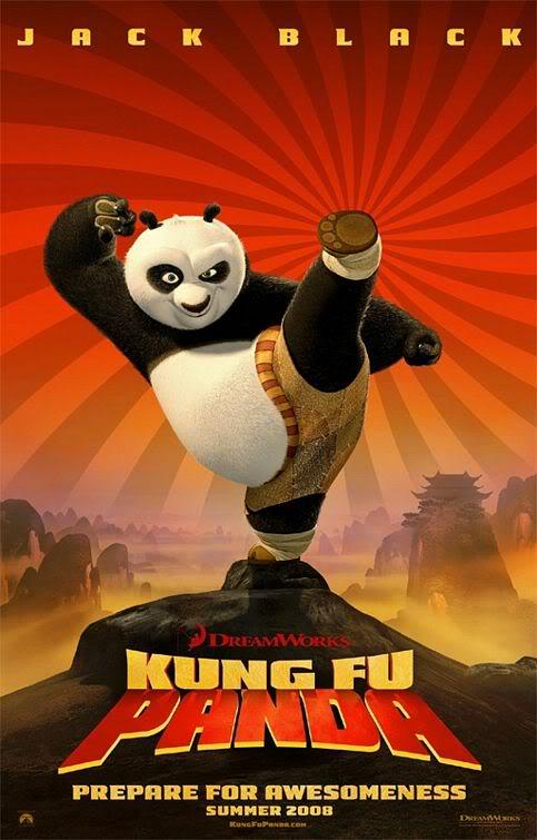 Kung Fu Panda – Dublado