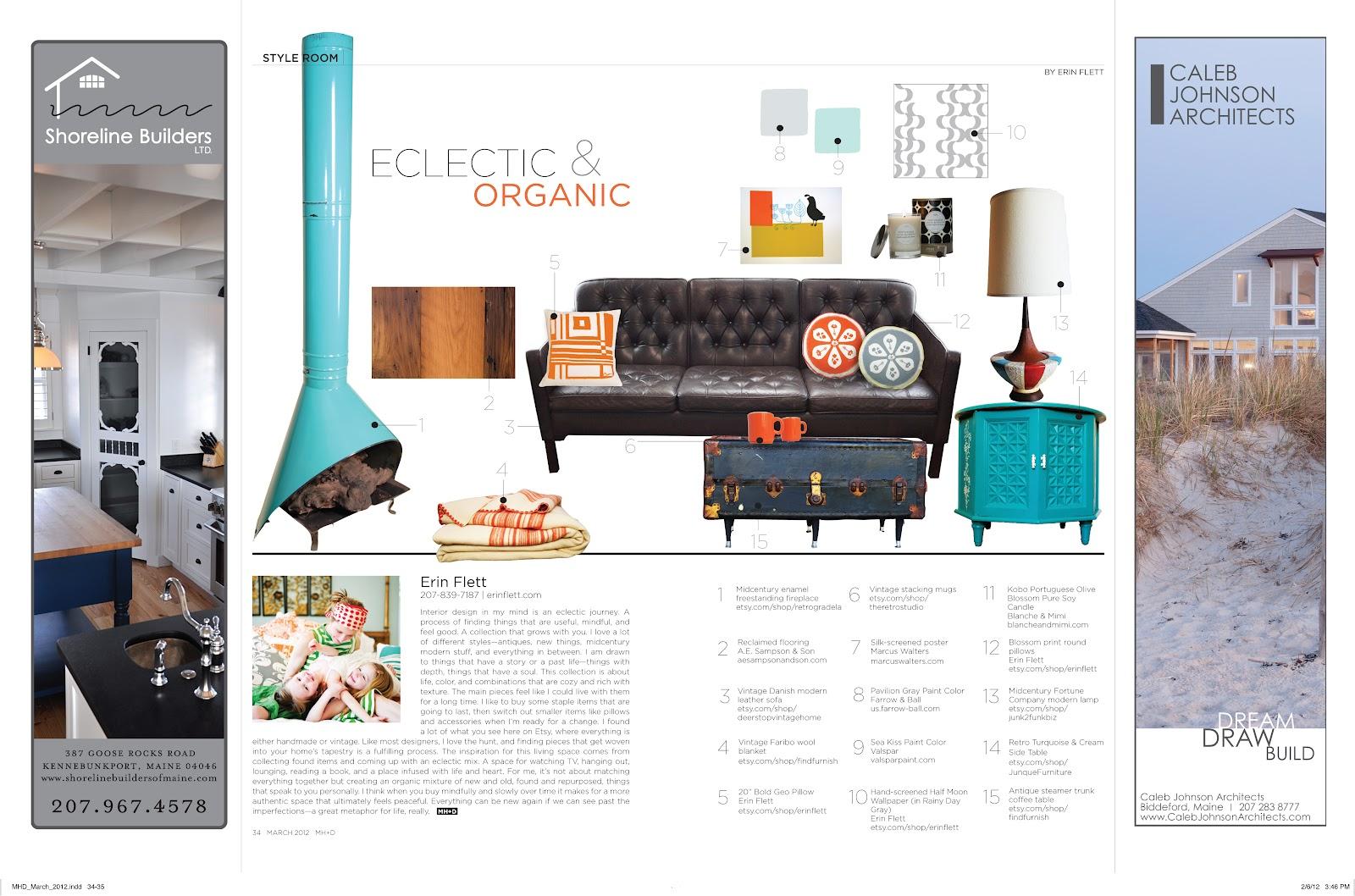 Maine Home & Design « Erin Flett