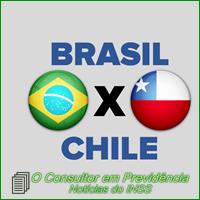 O acordo previdenciário entre Brasil e Chile.