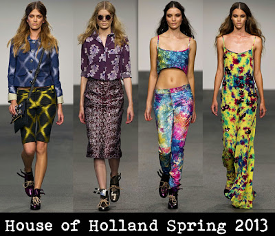 Getting to Know with House of Holland
