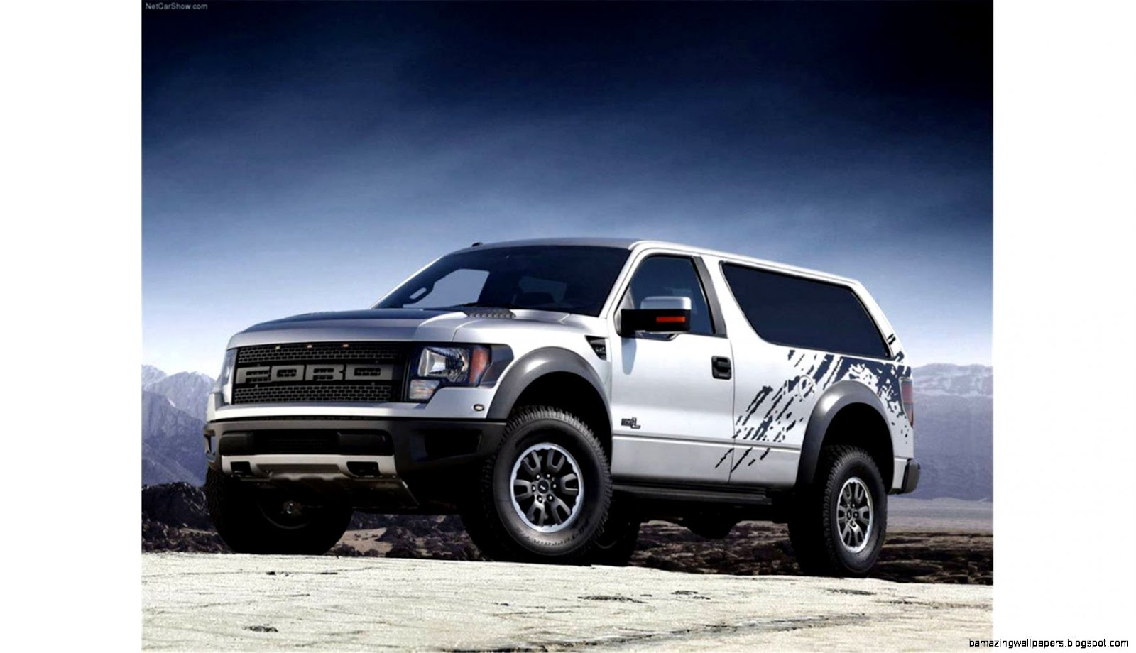 2015 Ford Bronco Raptor