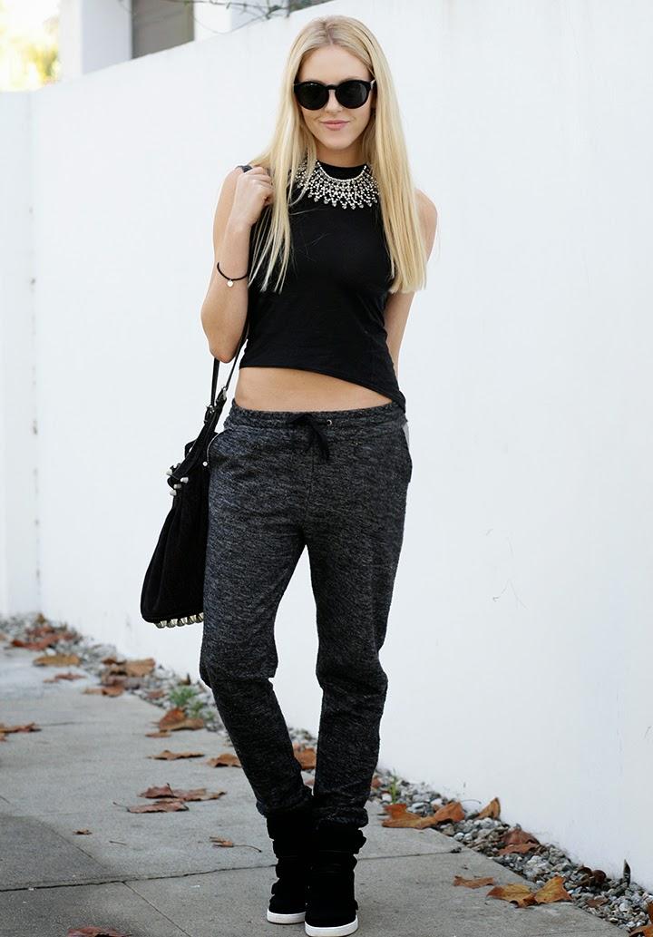 El blog de Cherry Sporty Chic Pants
