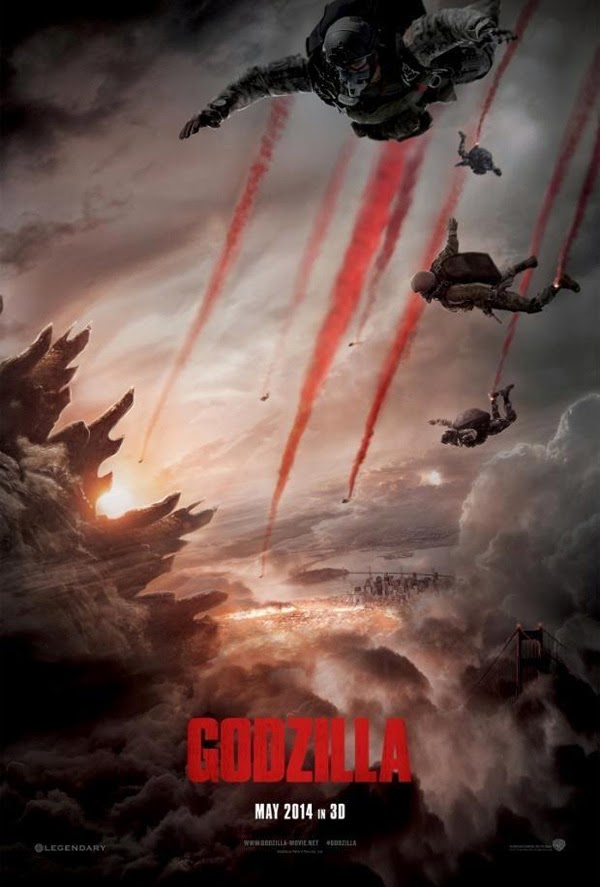 godzilla nuevo trailer