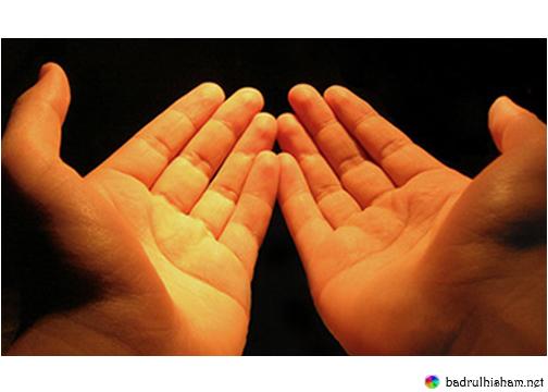 Tengadah Doa