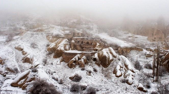Zimní spánek (Kış Uykusu/Winter Sleep) – Recenze