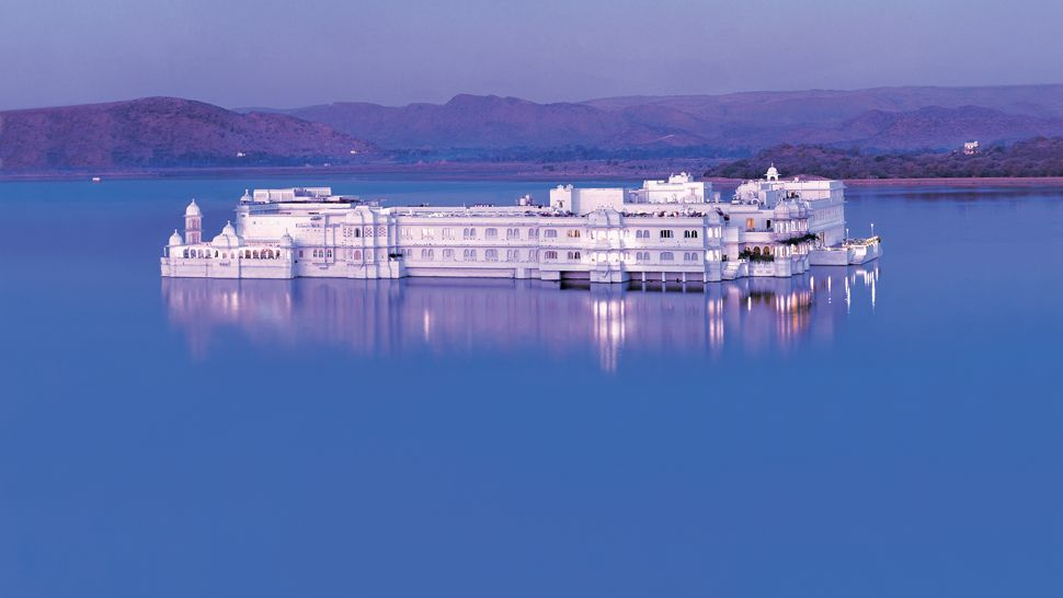 Udaipur India  City pictures : Passion For Luxury : Taj Lake Palace in Udaipur, India