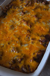 Spaghetti Pie: Savory Sweet and Satisfying