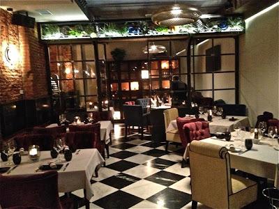 Nuevo restaurante en Madrid Granvía Uno. Blog Esteban Capdevila