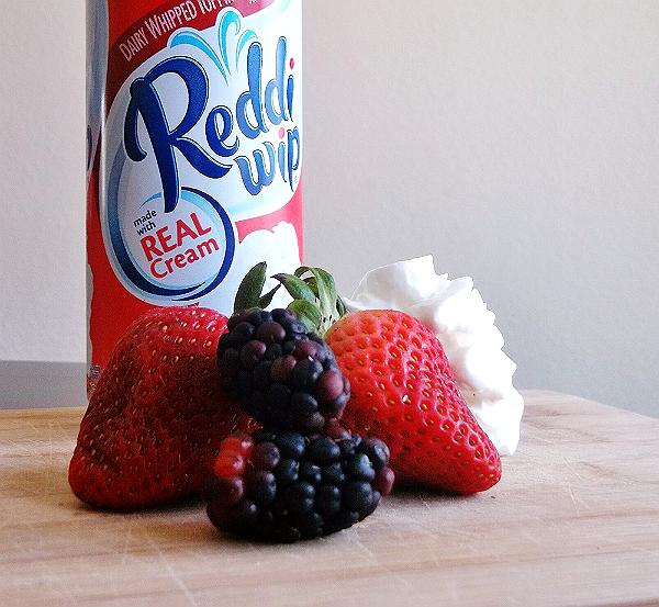 #BerryJoyfulSweeps Reddi-Wip #Sponsored