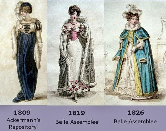 Regency Opera Dress