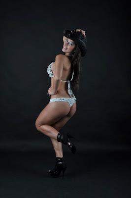 Milena Zarate Milena de Colombia en espectaculares fotos para sus admiradores.