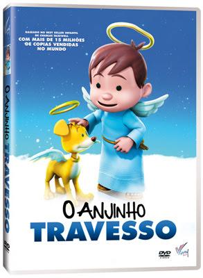O+Anjinho+Travesso O Anjinho Travesso   DVDRip AVI Dual Áudio + RMVB Dublado