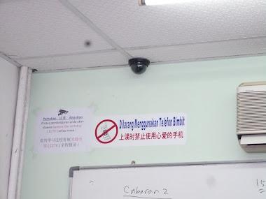 CCTV CLASS ROOM  教室