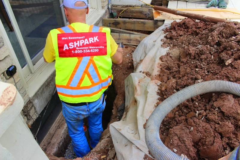 Ashpark Basement Concrete Crack Repair Specialists
