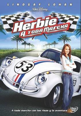 descargar Herbie A Toda Marcha – DVDRIP LATINO